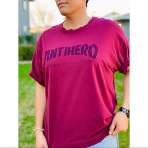 Thrasher Magazine x Antihero Skateboards Shirt